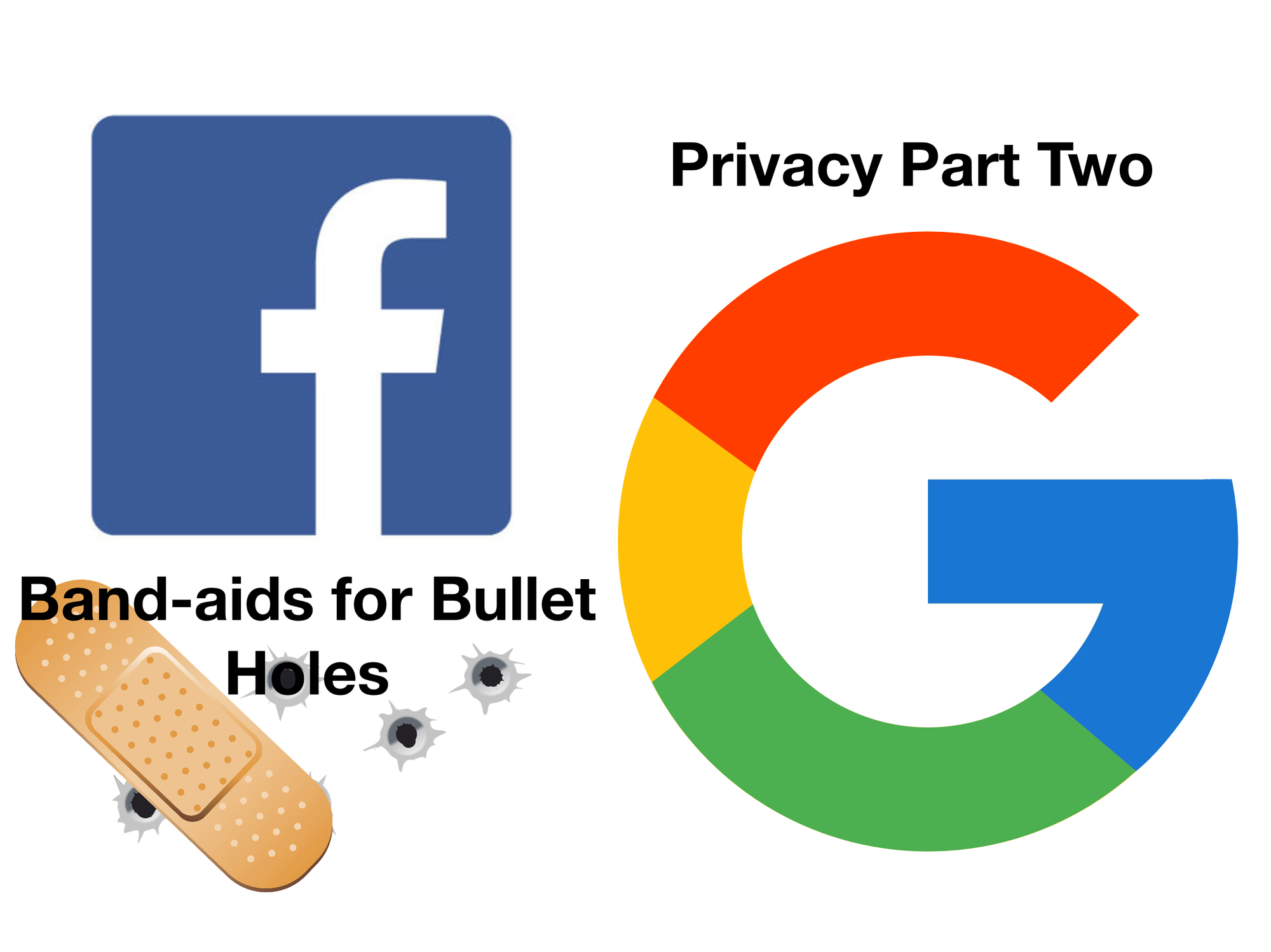 Privacy 2019 Part Two: Band-aids for Bullet Holes